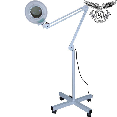Flexible Tattoo Lamp With Magnifying Lense